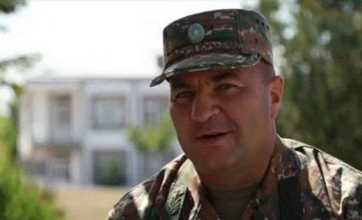 Qarabağda erməni generalı məhv edilib