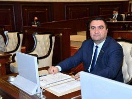 """Deputat: """"Müzəffər Azərbaycan ordusunun  əks- hücum əməliyyatı sülhə məcburetmə əməliyyatıdır"""""""