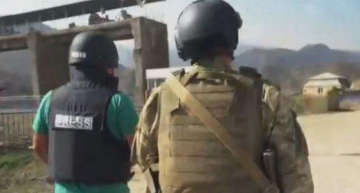 """Ermənistan  """"Euronews""""un çəkiliş qrupunu raket atəşinə tutdu"""