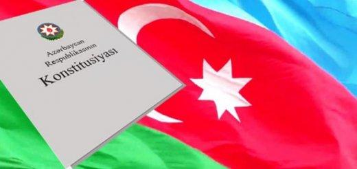 Azərbaycanda Konstitusiya günüdü