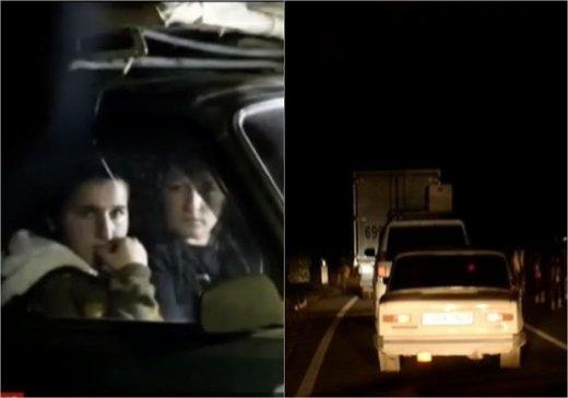 BBC: Ermənilər Laçını kütləvi şəkildə tərk edir - ŞƏKİL