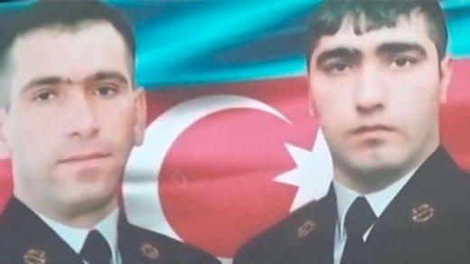 """""""Bir oğlumu dəfn edib gələndən sonra digərinin nəşini gətirdilər"""" - VİDEO"""
