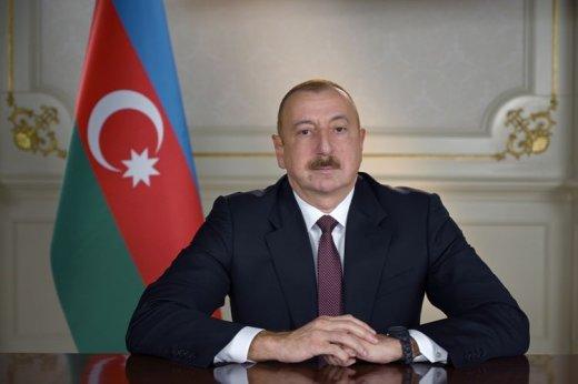 Binəli Yıldırım Prezident İlham Əliyevi Qələbə münasibətilə təbrik edib