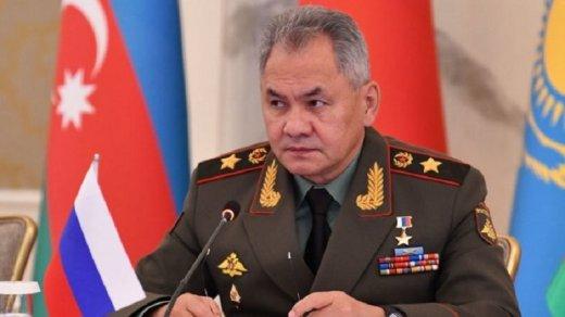 Rusiya Müdafiə naziri Sergey Şoyqu Bakıya gəldi