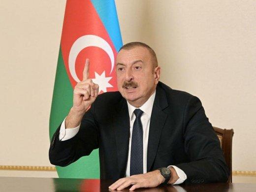 Azərbaycan Prezidenti: