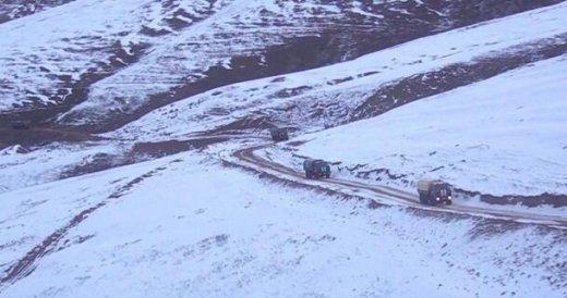 Kəlbəcərin Söyüdlü qızıl yatağının görüntüləri - Video