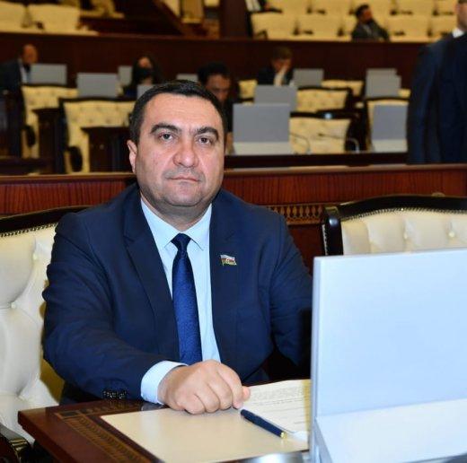 """Deputat: """"Ordu o zaman güclü olur ki, onun komandanı əsl sərkərdə olsun"""""""