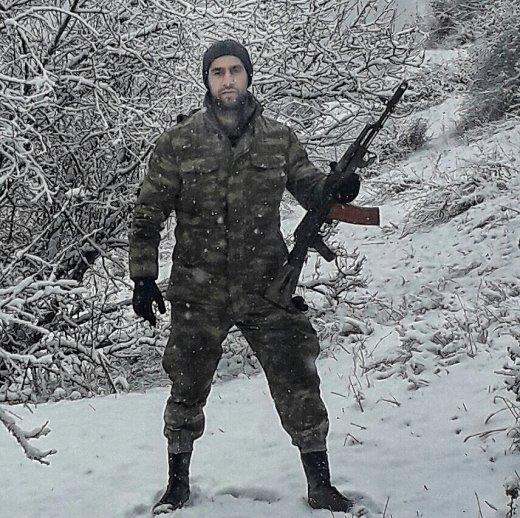 """Laçının laçın oğlu, """"Sumqayıt uşağı"""" Bəhruz Əzizov"""