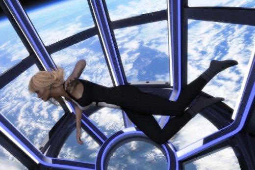 Kosmosda ilk otel açılacaq: biletin qiyməti məlum oldu