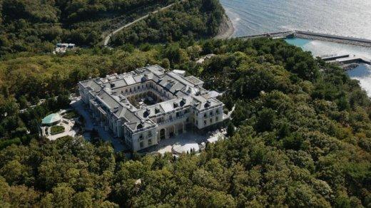 Putinin milyardlıq sarayı üzə çıxdı – ŞƏKİL