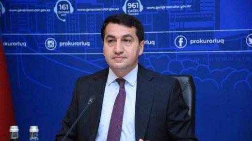 Azərbaycan 1200 erməni hərbi qulluqçusunun cəsədini  qaytarıb - Hikmət Hacıyev