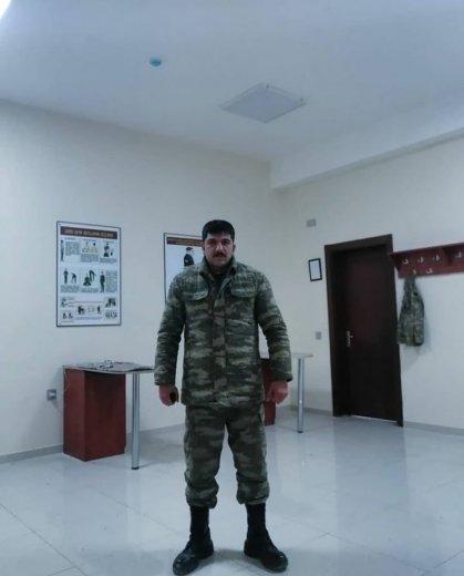 Könüllü qazimiz Ramin