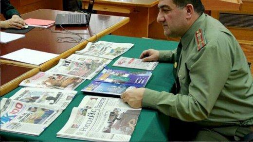 Putinin görüşdüyü erməni polkovnik Şuşada məhv edildi