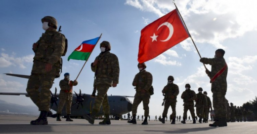 Azərbaycan Türkiyə birgə əməliyyat-taktiki təlimləri BAŞLADI