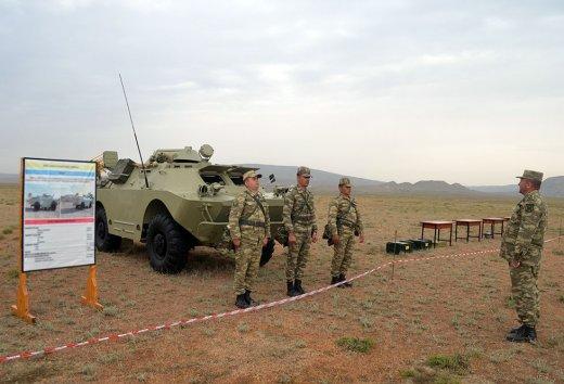 Ordumuzdan MÖHTƏŞƏM TƏLİM - VİDEO