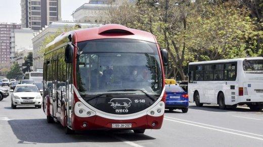 8 və 16 may tarixlərində avtobuslar işləyəcək? - RƏSMİ