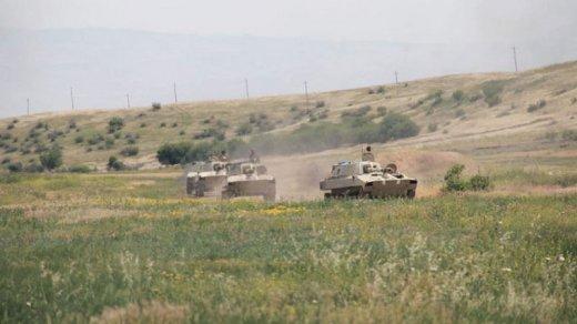 Azərbaycan Ordusunun təlimləri başa çatdı