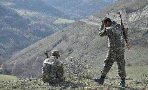 Azərbaycanlı hərbçi erməni hərbi hissəsinin qərargah rəisinin burnunu sındırdı