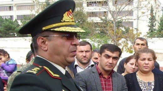 Azərbaycanlı generalı 20 il həbs gözləyir