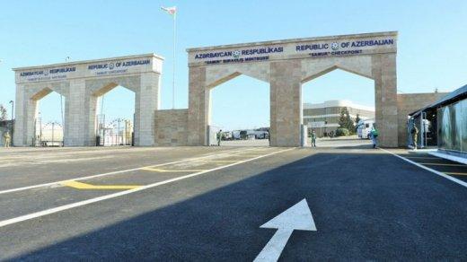 Azərbaycan bu tarixdə quru sərhədlərini aça bilər