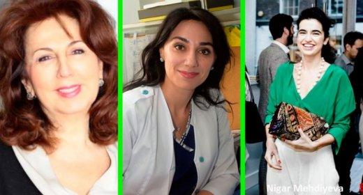 Azərbaycanın milyonçu qadınları: Onlar kimdir? - SİYAHI