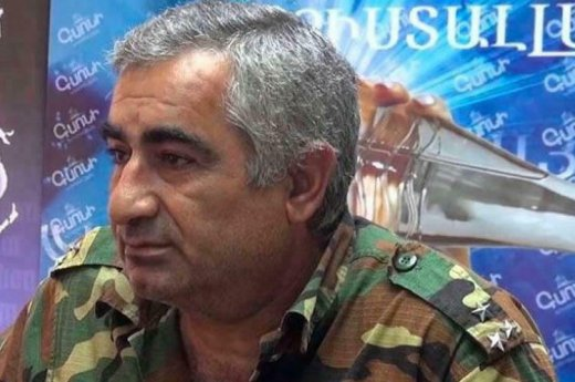 """""""O polkovnik qələt edir"""" - General Aydəmirov qəzəbləndi"""