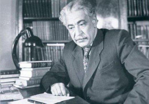 Dünyanı düşünən şair - Səməd Vurğun