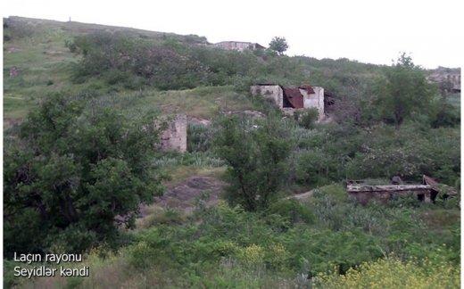 Laçının Seyidlər kəndi - VİDEO
